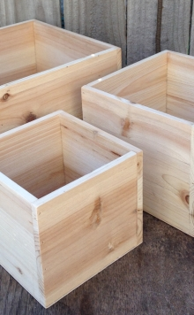 Wooden-Boxes